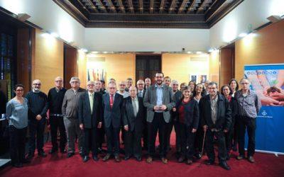 L'ajuntament i 17 entitats de la ciutat signen el pacte amb el Tercer Sector Social